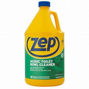 Zep 128 Oz  Acidic Toilet Bowl Cleaner-r43710