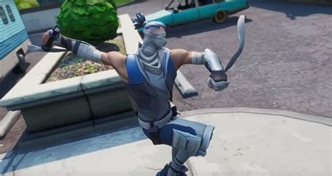fortnite patch  introduces  shadow bomb metabomb