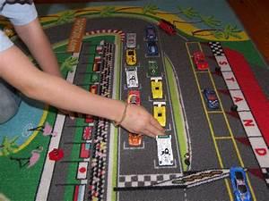 Tapis De Jeu Voiture : tapis de jeu pour chambre d 39 enfant pour jouer avec ses ~ Dailycaller-alerts.com Idées de Décoration