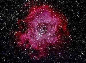 Rosette Nebula Stellar Nursery (NGC-2237) taken November ...
