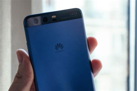 huwai mobile huawei s new p10 is the p9 with a bit of iphone and