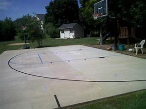 basketball hoops company offers quotmarch madnessquot special With outdoor basketball court template