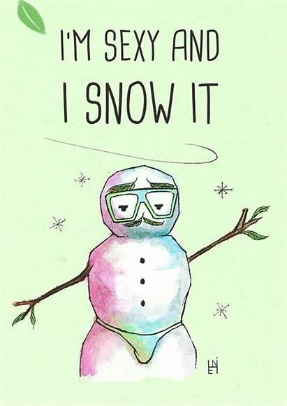 Ecard Snow Ecards