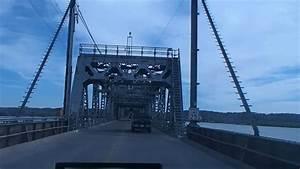 BNSF Bridge - Fort Madison - YouTube