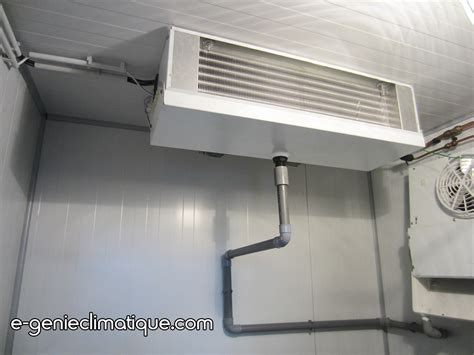evaporateur chambre froide froid20 montage 3 chambre froide négative le montage de la