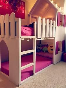 Ikea Bett Kinderzimmer : bildergebnis f r ikea hochbett sternenhimmel kinderzimmer hochbett kinderzimmer und bett ~ Frokenaadalensverden.com Haus und Dekorationen