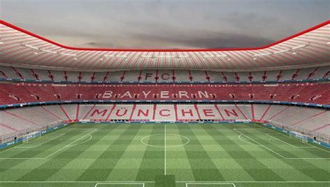 si鑒e allianz il bayern monaco annuncia il restyling dell 39 allianz arena sport business management