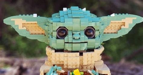 Lego Releases Baby Yoda Set: How Safe Is It For Toddlers?