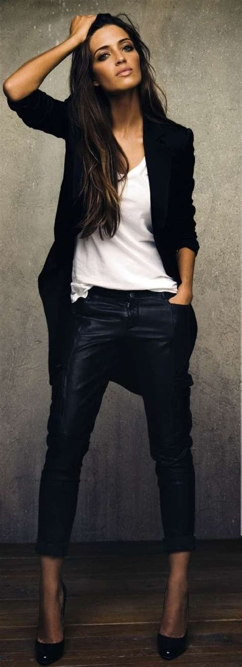 40 Ways to Make Black-and-White Work for You u2013 Trendy outfit Ideas   Styles Weekly