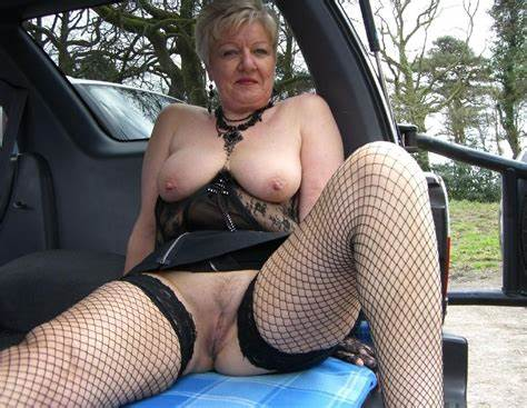Having To Sellsellsell With Every Post Stunningly Uk Gilf Granny