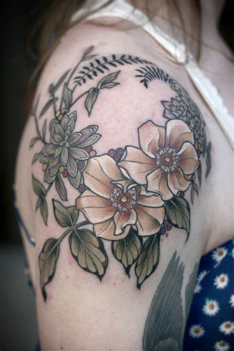 lovely magnolia tattoo designs amazing tattoo ideas