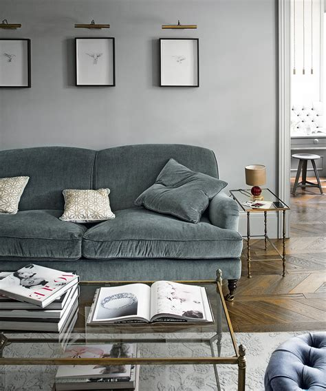 This program generates a 3d image of your room creations in under 5 minutes. Grey living room ideas - Living room ideas in shades of grey