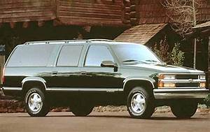 Maintenance Schedule For 1997 Chevrolet Suburban