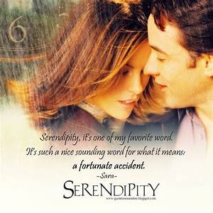 Sweet Serendipity Quotes. QuotesGram