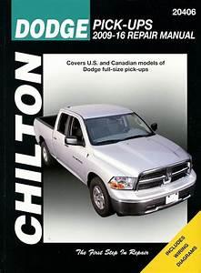 Dodge Ram Repair Manual 2009-2016