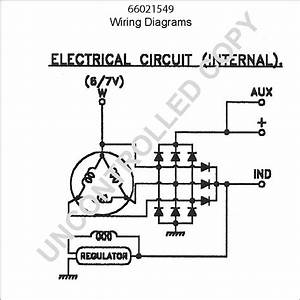 Nippon Denso Alternator Wiring Diagram