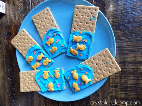 a preschool snack for u is for underwater letter of the 787 | u is for underwater 1024x768