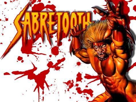 Aaahhh...sabretooth! By Superman8193 On Deviantart