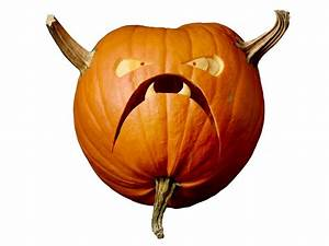 Pumpkin Carving Designs 2018 How To Carve A Pumpkin Shaped Like A Devil Food Network