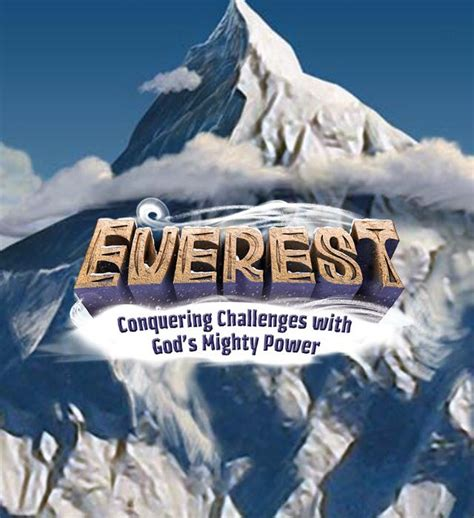 Ideas For Everest Vbs by 108 Best Vbs Winter Mt Everest Images On