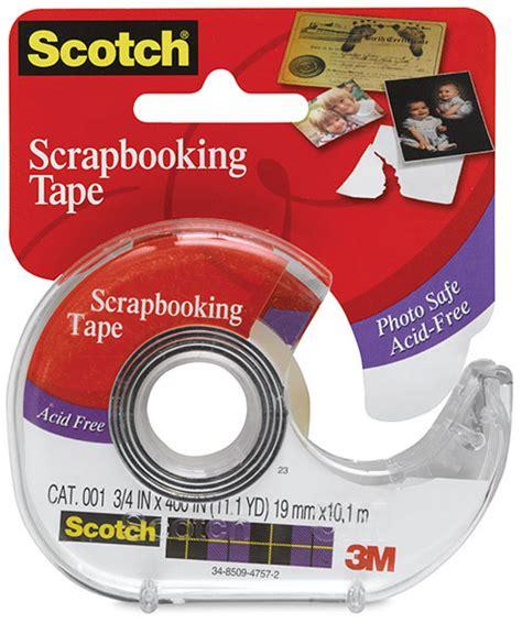 scotch scrapbooking tape blick art materials