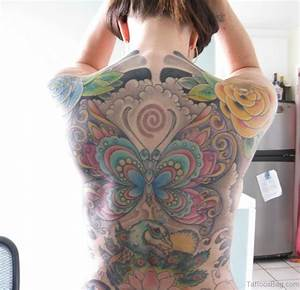 74 Beautiful Butterfly Tattoos