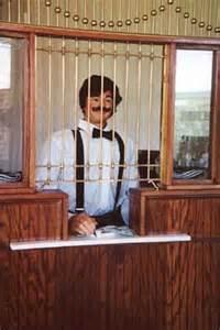 Bank Teller Old West