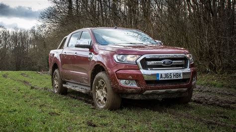Best New Pickup Trucks In The Uk  Motoring Research