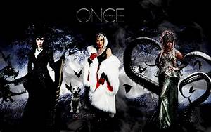 Queens of Darkenss - Once Upon A Time Wallpaper (38031969 ...