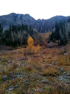 Ice Lakes Silverton Colorado Hiking Trail