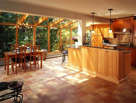 sunroom kitchen designs inspiring sunrooms for that much needed plant 2616