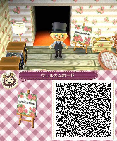 animal crossing animal crossing qr codes