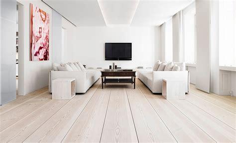 modern white floor l beautiful wood flooring