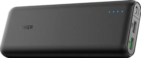 anker powercore 20 000 mah portable charger for most usb