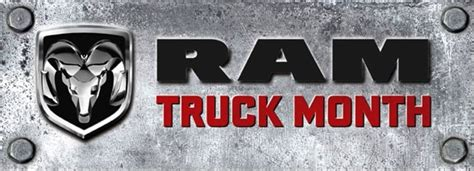 Dodge Truck Month by Perry Auto Dodge Ram Truck Month