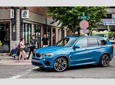 Comparison BMW X5 M AWD 2018 vs Jeep Grand Cherokee