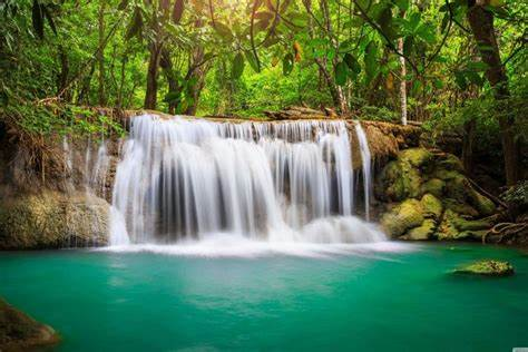 Waterfall Background Pictures ·① WallpaperTag