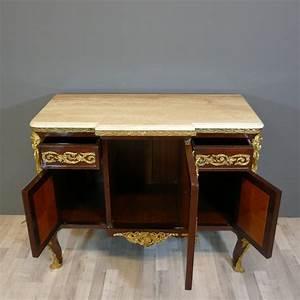Meuble Style Louis Xv : buffet louis xv commode louis xv bureau louis xv meubles de style louis xv ~ Dallasstarsshop.com Idées de Décoration