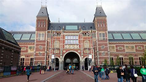 Rijksmuseum In Amsterdam by Rijksmuseum Museum District Amsterdam Visions Of Travel