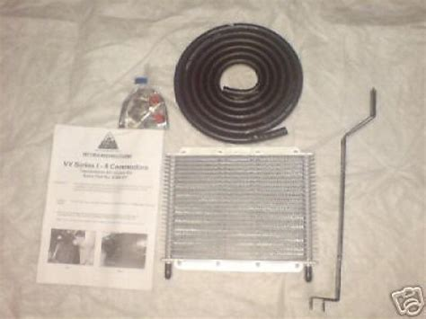 Automatic Transmission Oil Cooler Kit Commodore Vy Vz With