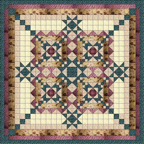 pre cut quilt kits quilt kit chantilly pre cut fabrics ready2sew