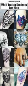 Tatouage Loup Celtique : 40 masculine wolf tattoo designs for men tattoos tatouage tatouage loup et mod le de ~ Farleysfitness.com Idées de Décoration