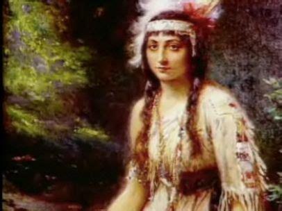 Real Pocahontas and Powhatan