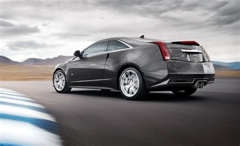 2014 cadillac cts coupe white