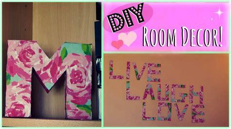 diy bedroom decorating ideas for diy 2 easy room decor ideas