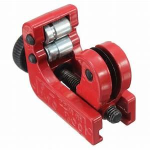 Mini Tube Cutter Slice Copper Aluminum Tubing Pipe Cutting ...