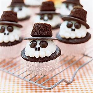 Spooky Halloween cupcake Ideas - family holiday.net/guide ...