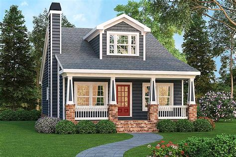 Craftsman Bungalow With Optional Bonus