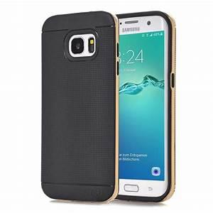 Samsung S6 Handyhülle : handyh lle f r samsung galaxy s6 covercase in schwarz gold ~ Jslefanu.com Haus und Dekorationen