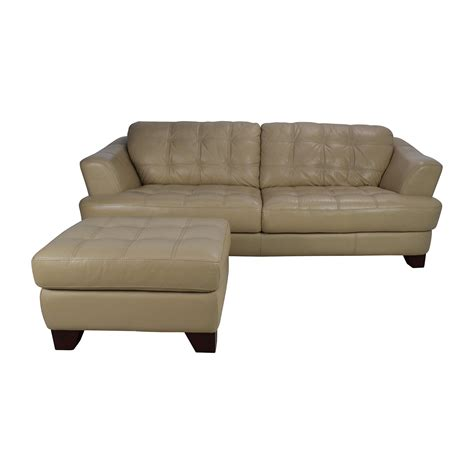 bobs furniture bobs furniture leather sofa no phony gimmicks just